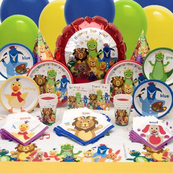 1st birthday party for Baby einstein decoration
